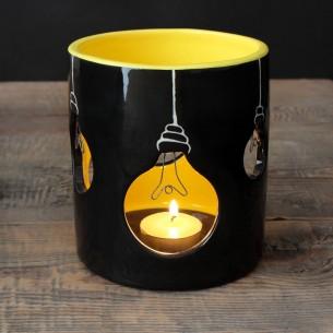 Lanterna Portacandele / THE BULB