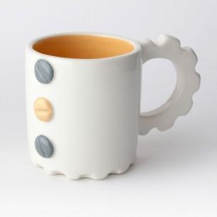 Mug / COLOR GEAR / Pesca - Grigio