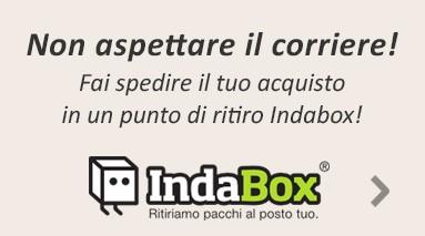 Indabox - Punti di ritiro pacchi